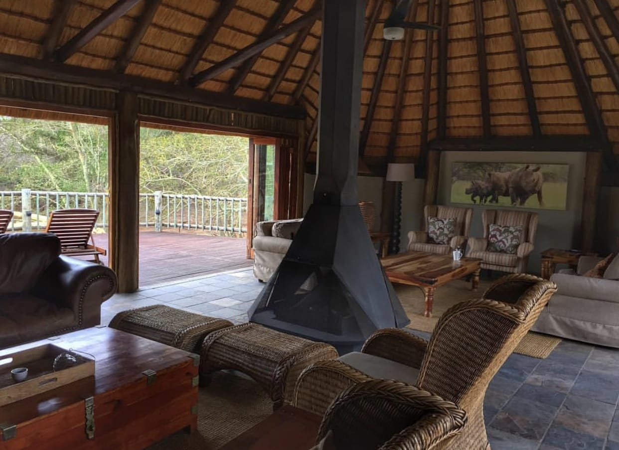 Rhino River Lodge, Zululand