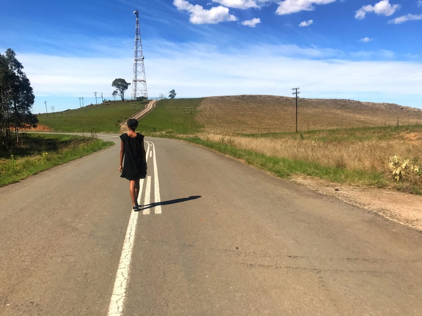 Meandering through the Midlands in Kwa-Zulu Natal, South Africa