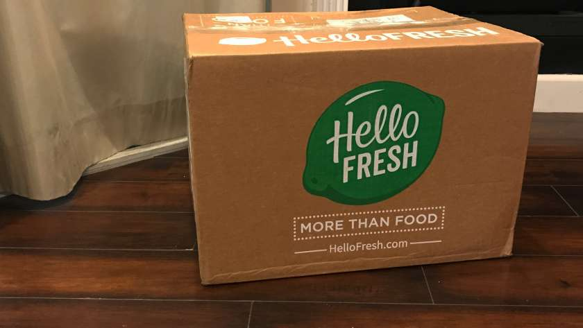 I tried Meal Plans from HelloFresh