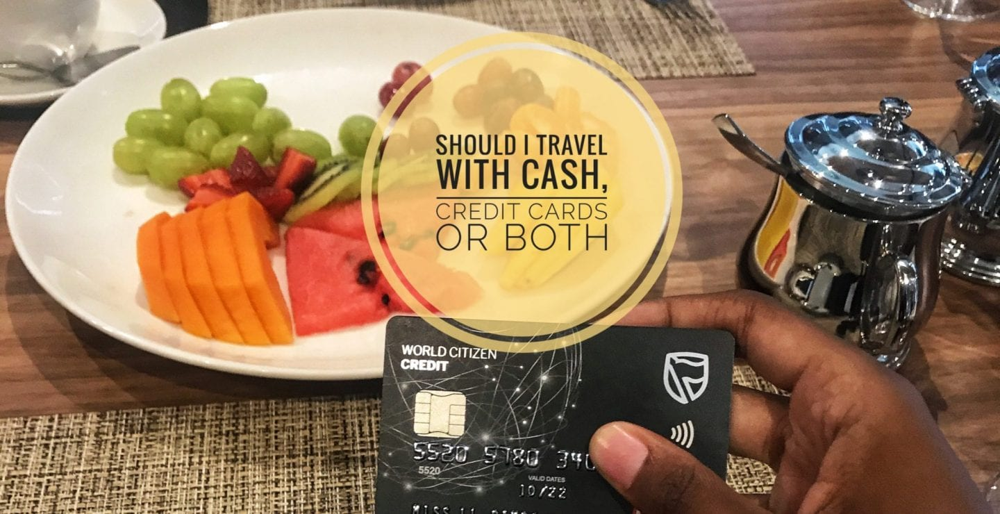 How to carry money abroad: cash, credit card or both?