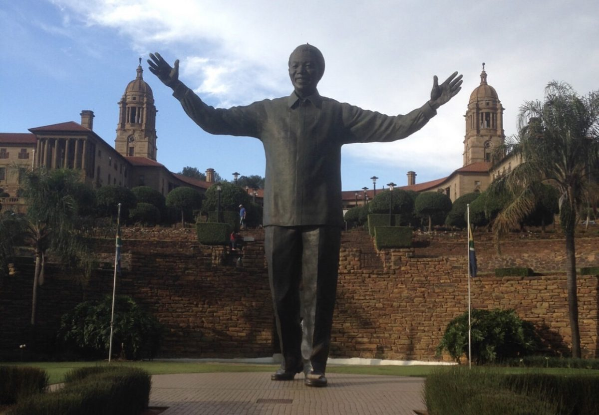 Union Buildings, South African Guide