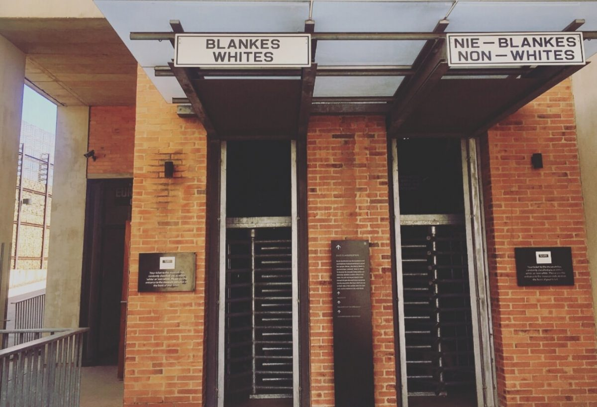 Apartheid Museum, South Africa Guide