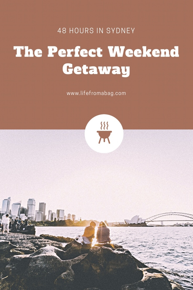 48 Hours in Sydney, Australia: The Perfect Weekend Getaway