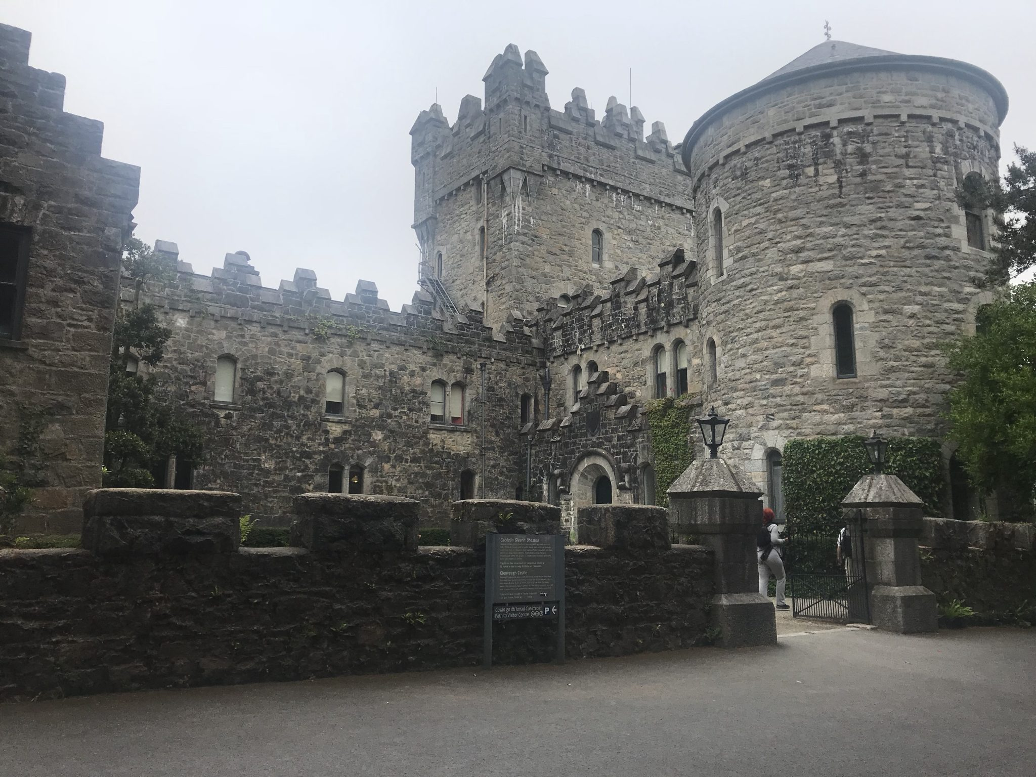 Glenveagh Castle and National Park