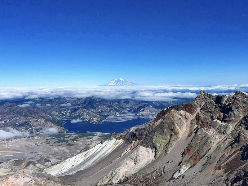 Mt. St. Helen, Washington