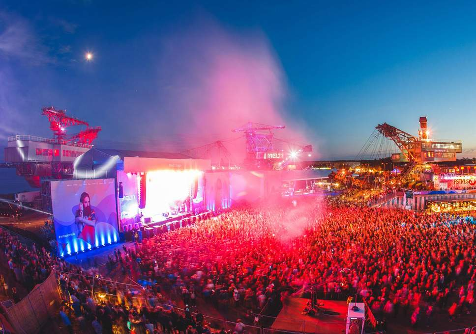 Best Summer Music Festivals in Europe - My Life from a Bag