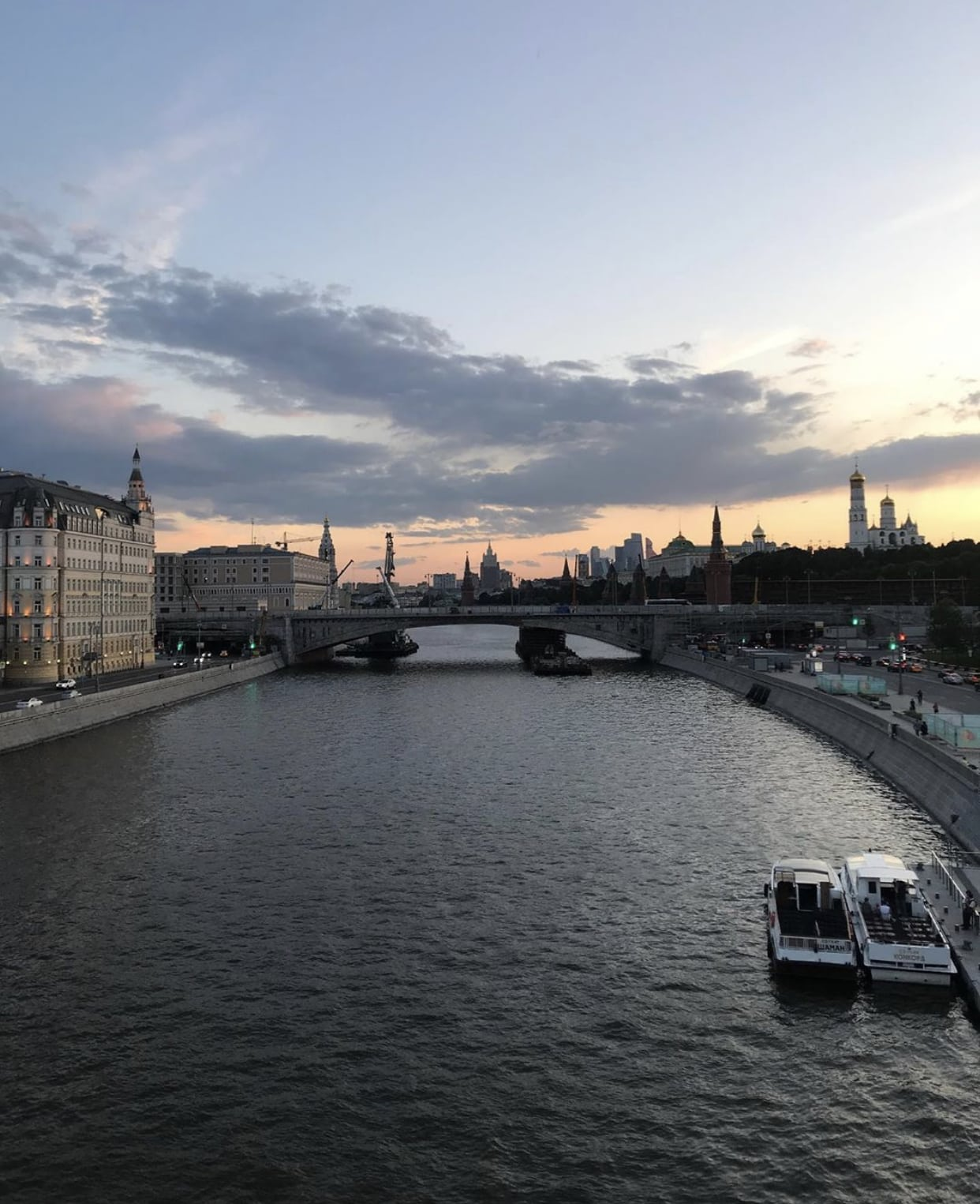48 hours in Moscow
