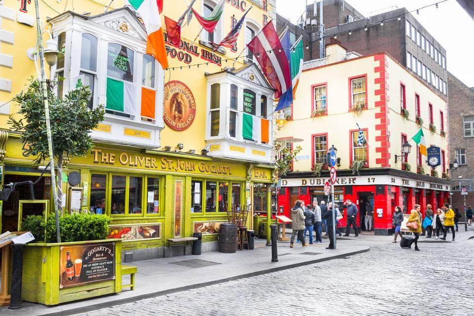 Places to stay Dublin