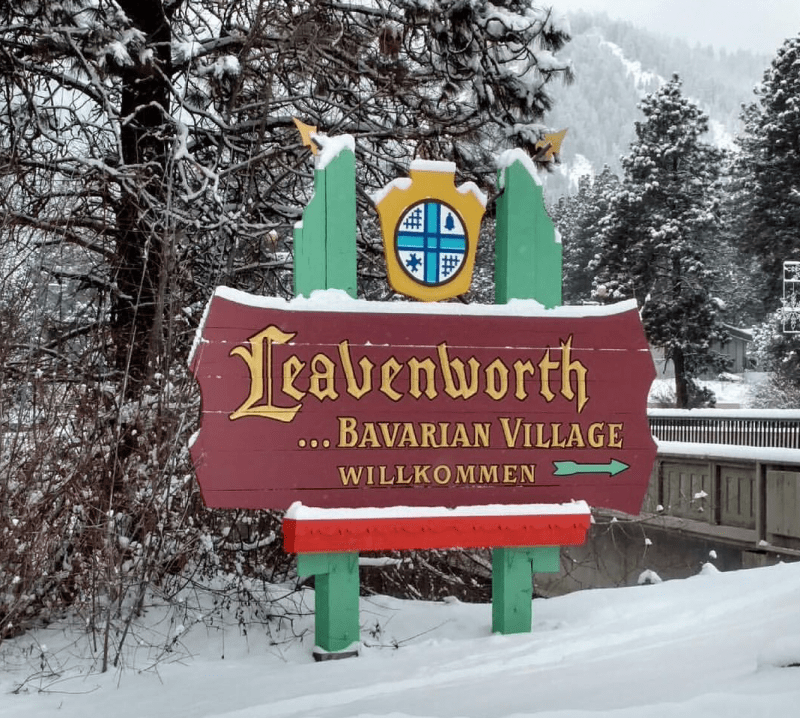 Leavenworth Christmas Lights.Leavenworth Christmas Lights Festival My Life From A Bag Blog