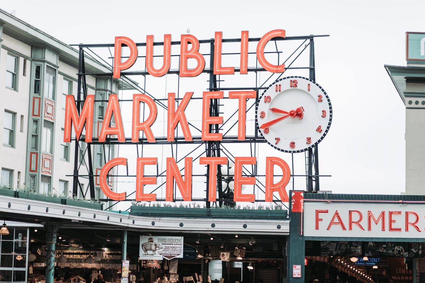 30 things to know about Pike Place Market in Seattle