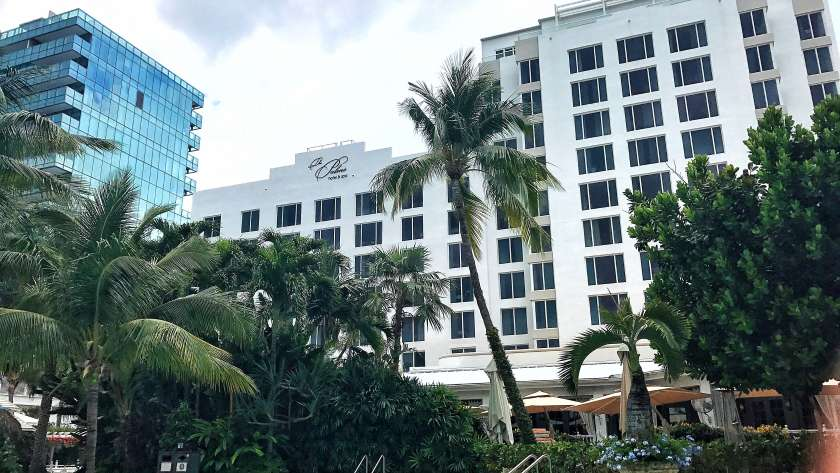 A hotel to remember: The Palms Hotel and Spa, Miami