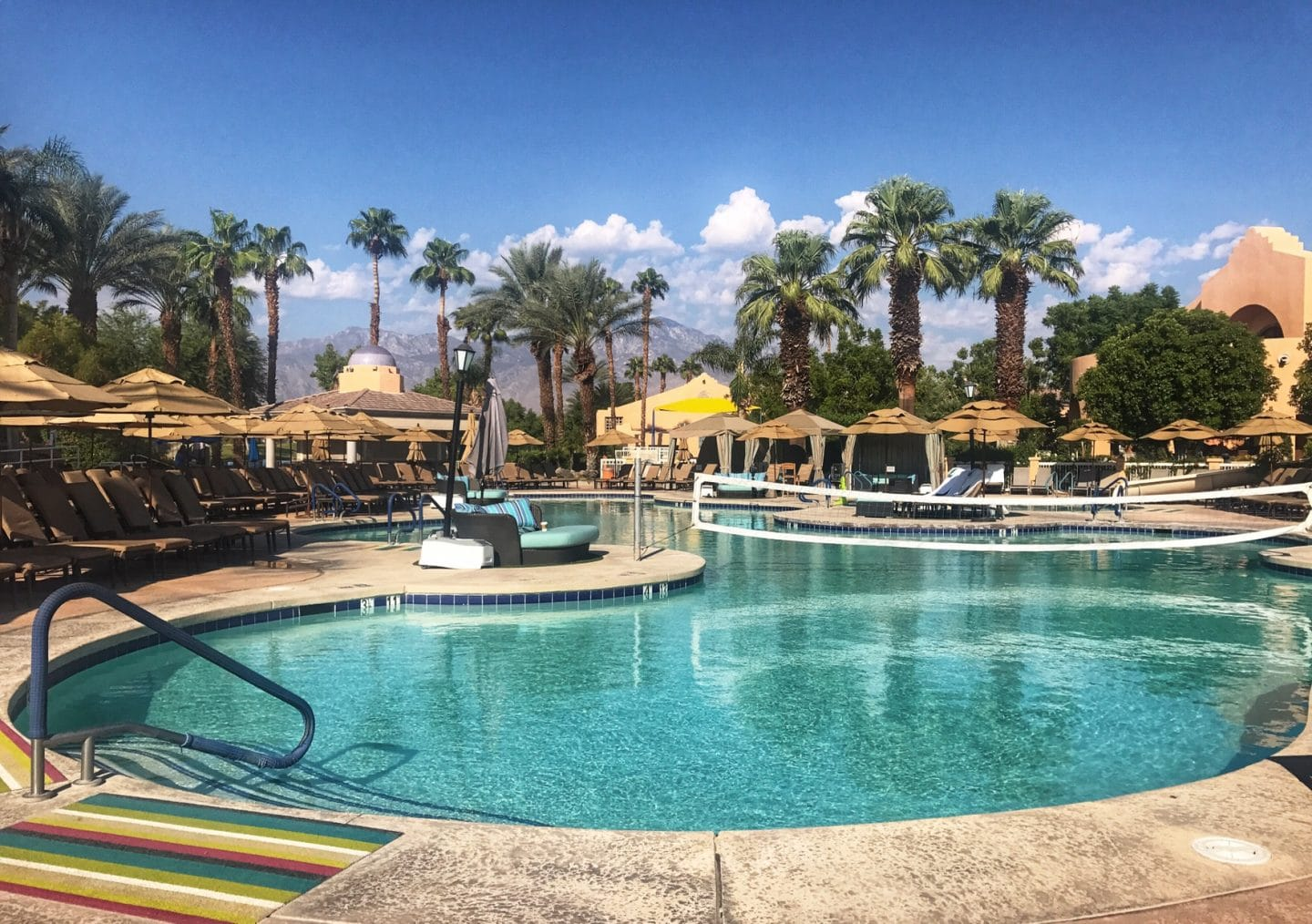 Staying at The Westin Mission Hills Golf Resort and Spa in Palm Springs