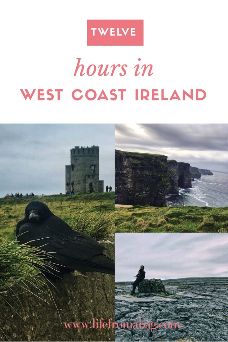 12 hours in West Coast Ireland