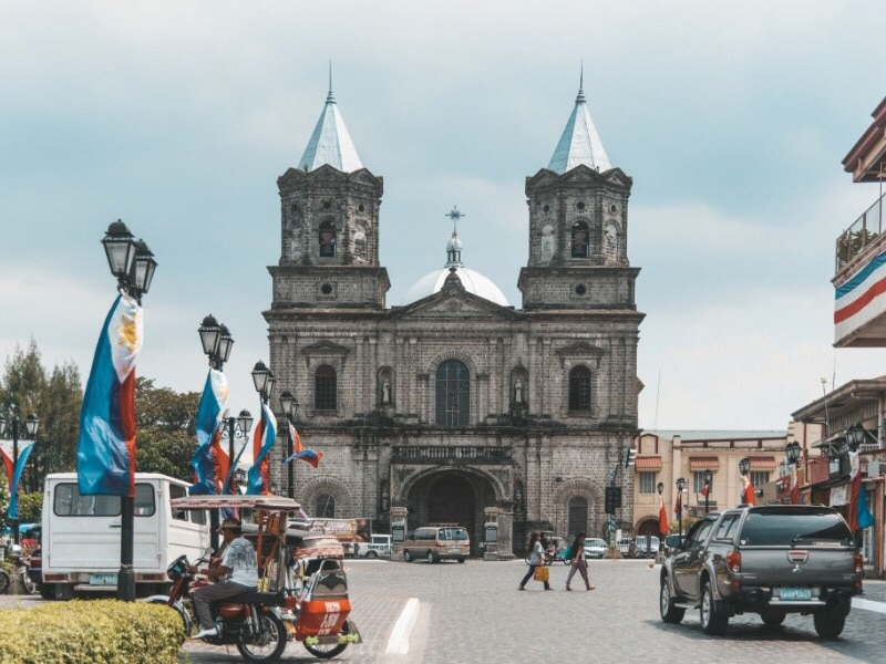 Angeles City, Philippines, Asia