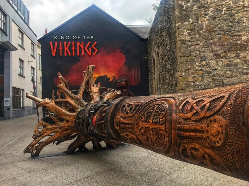 Vikings Sword, Waterford