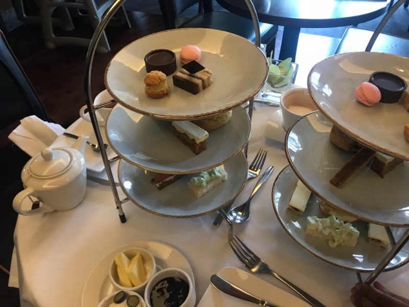 Fota Island Resort, Afternoon Tea