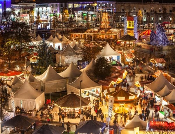 Christmas Markets in Ireland