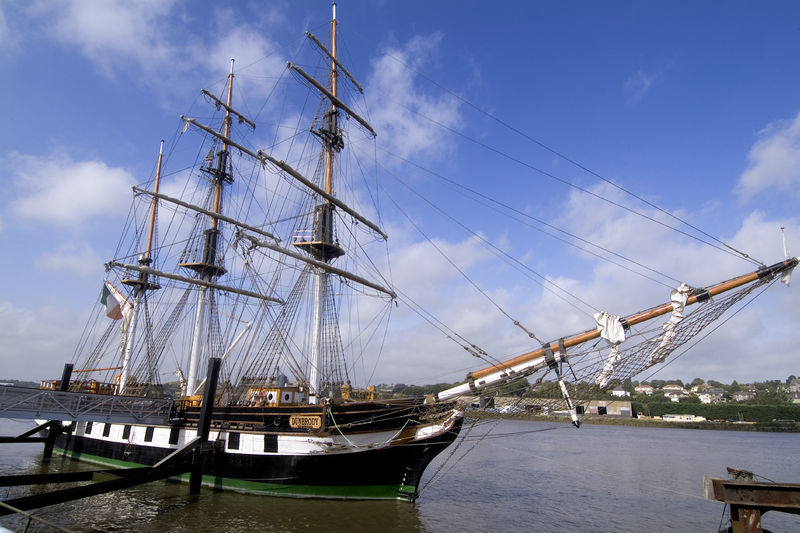 Dunbrody Famine Ship, Wexford, Ireland