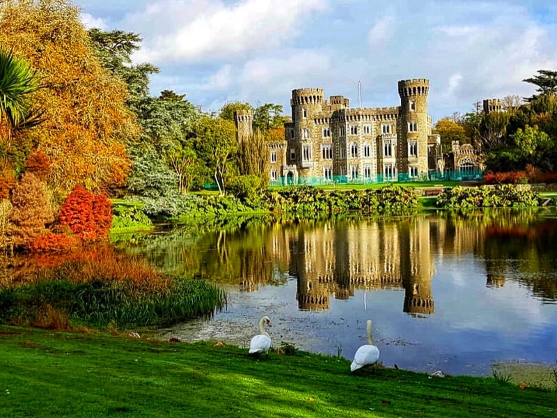 Johnstown Castle and Gardens, Wexford, Ireland