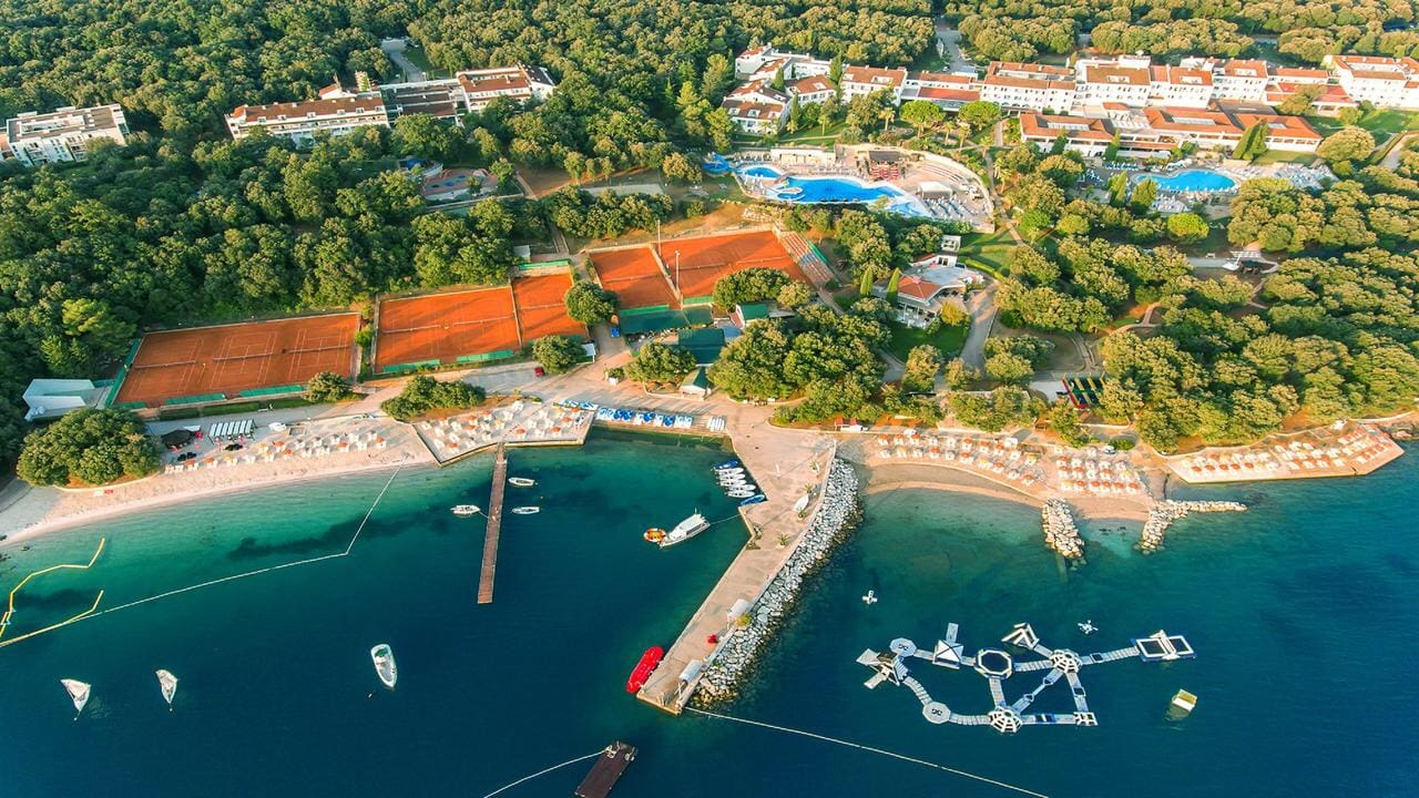 Best Hotels for a Croatian Island Vacation