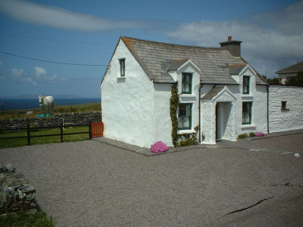 Accommodation in Valentia Island