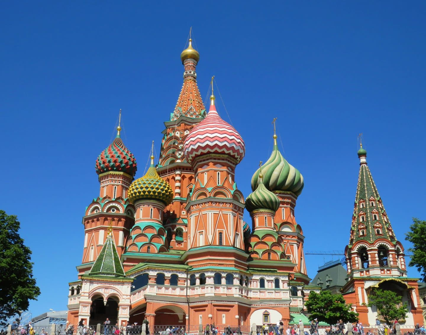 Things to know before visiting Russia for the first time