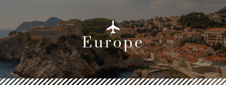 Destinations for solo female travel in Europe