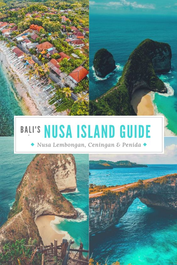Nusa Islands Guide