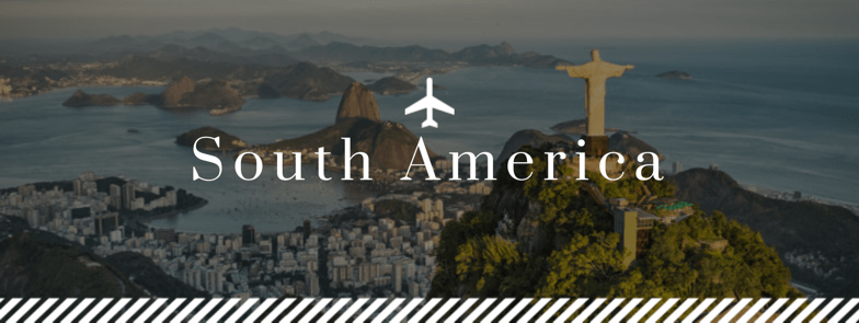 Destinations for solo female travel in South America