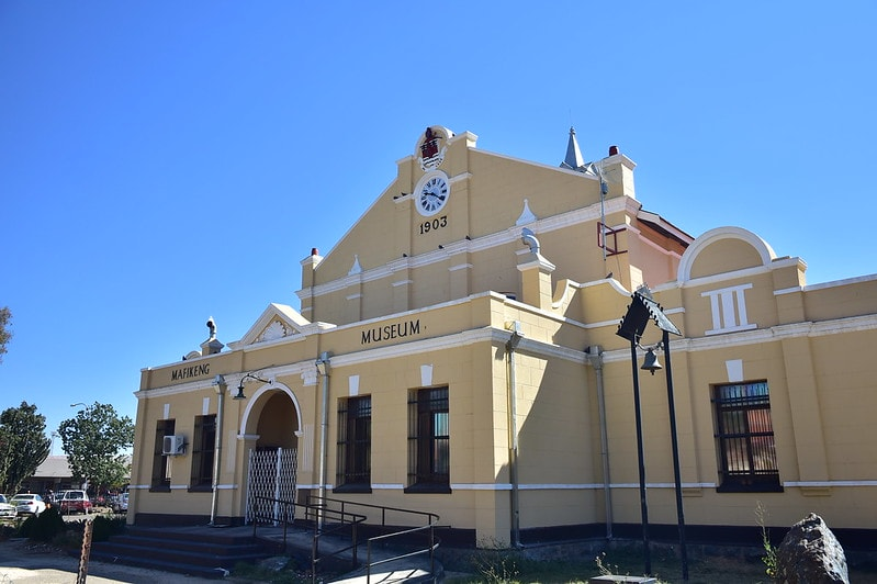 Mafikeng Museum, North West