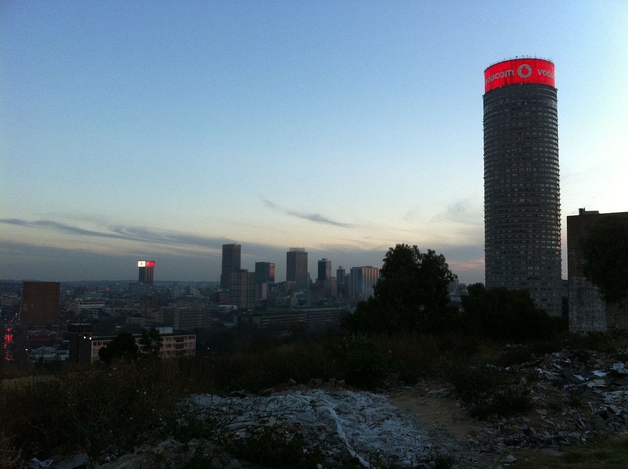 Is Johannesburg safe for tourists