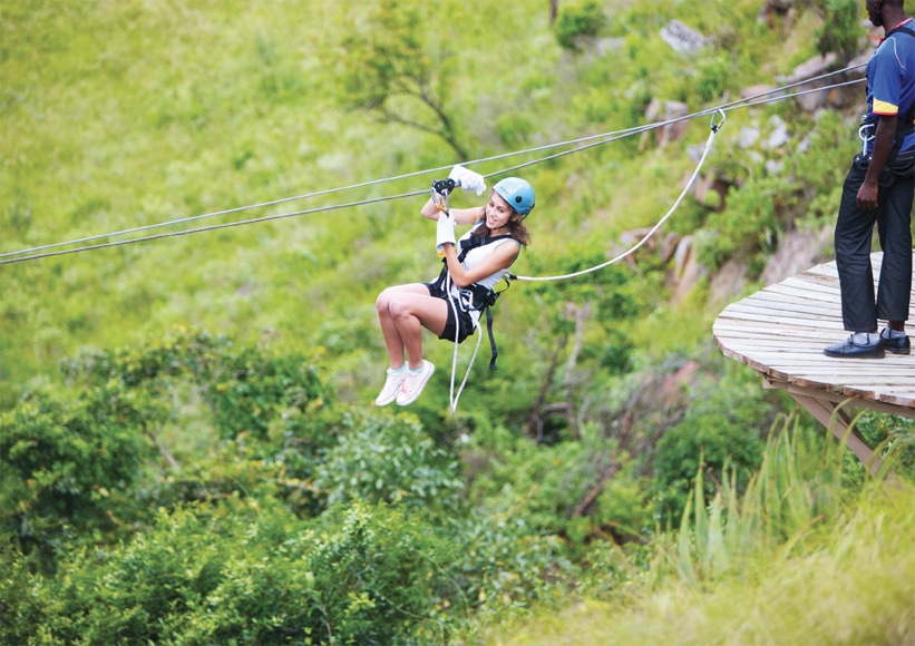 Canopy Tour North West