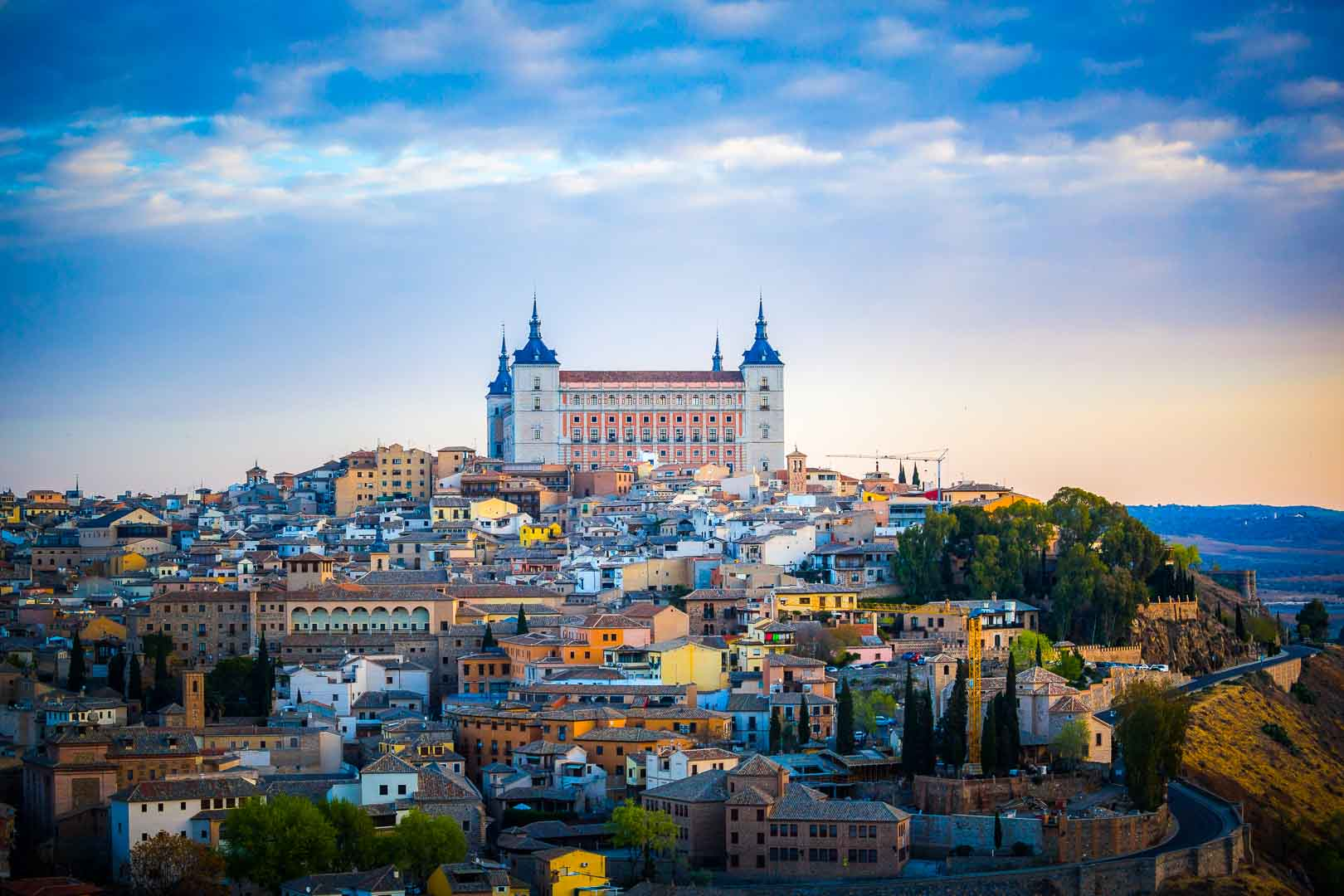 Places to vacation in Spain