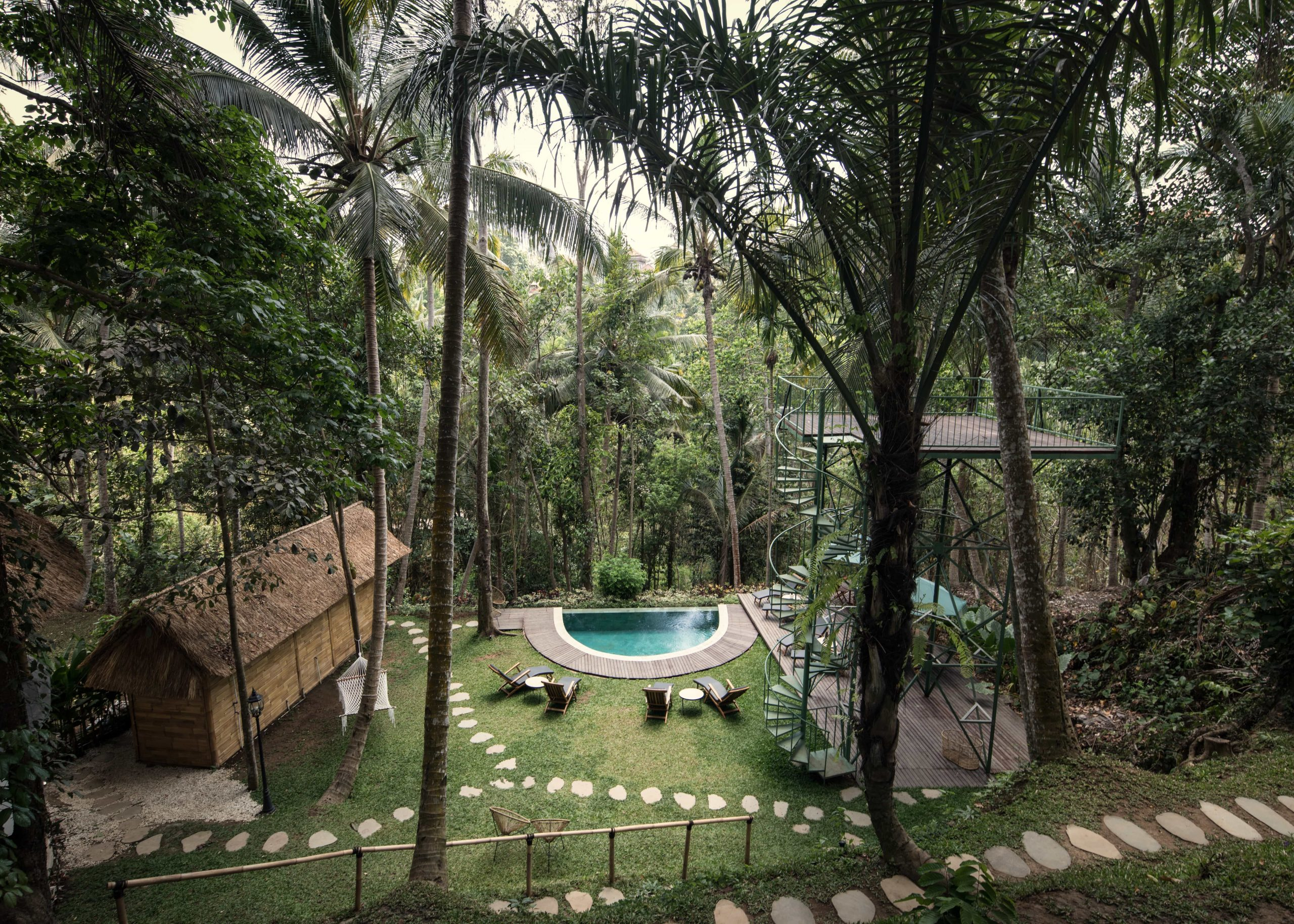 Staying at Lift Bali