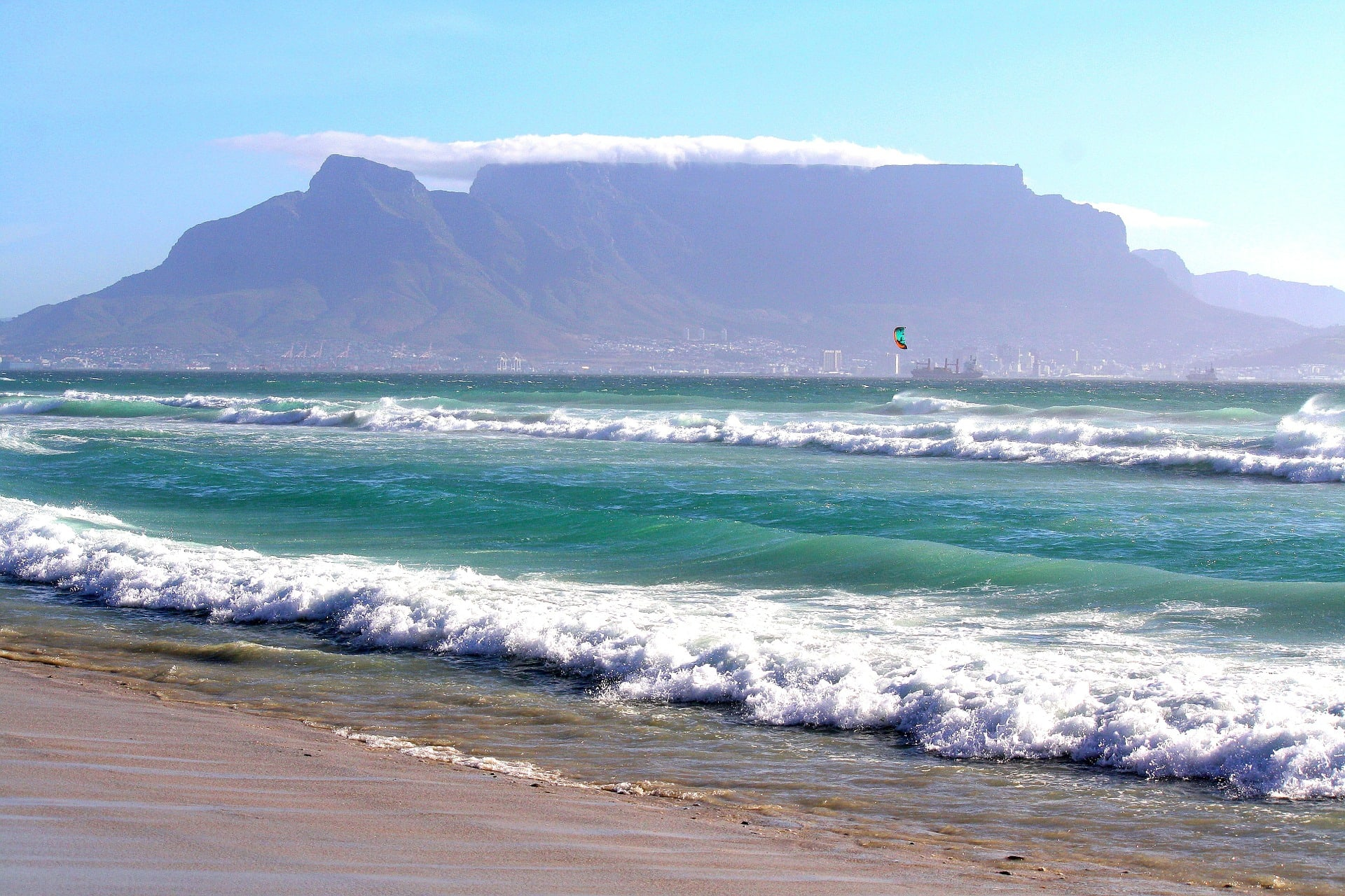 facts about table mountain
