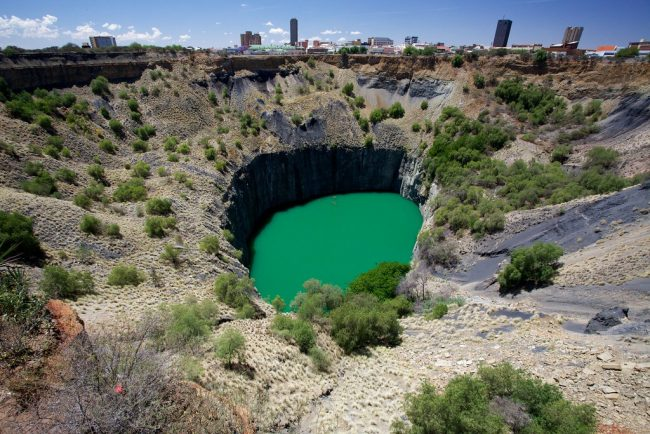 Big Hole in Kimberly