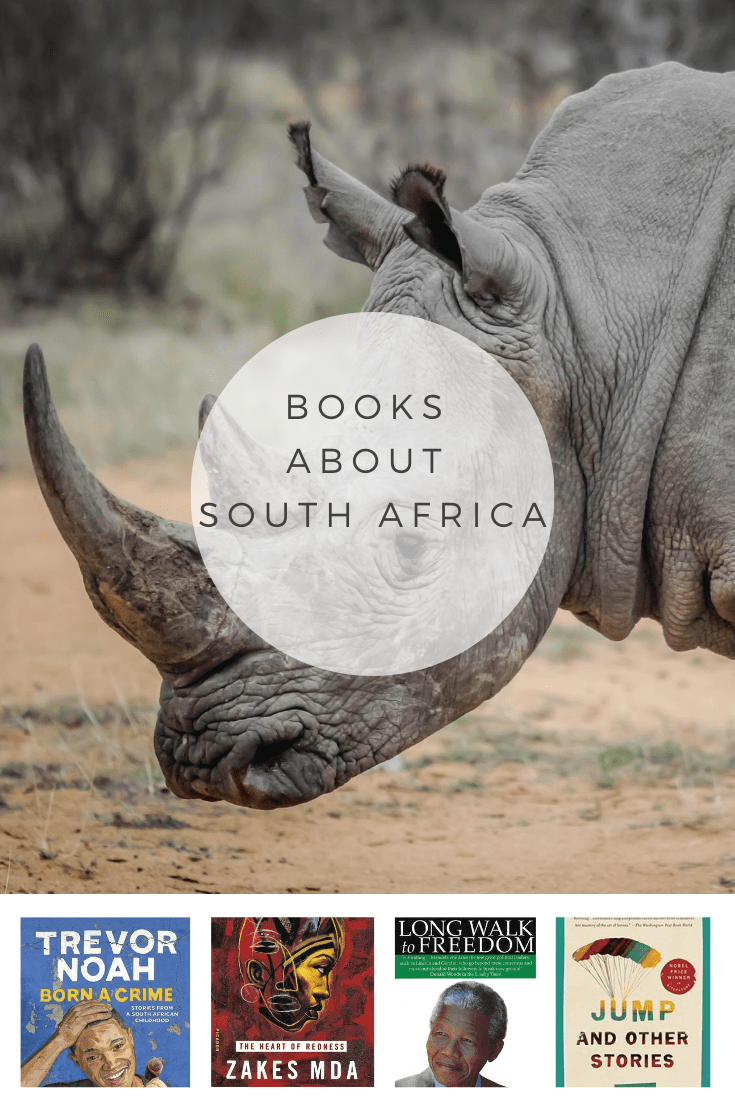Books about South Africa
