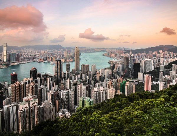 is a visa required for hong kong