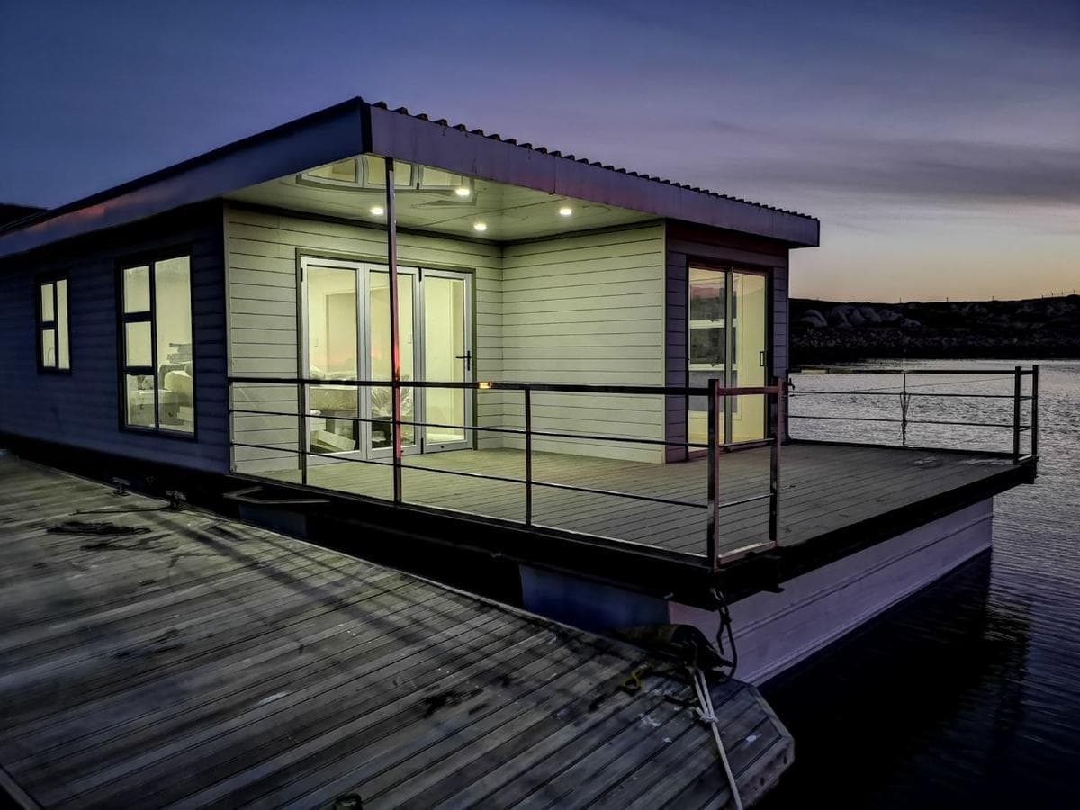 Accommodation in the West Coast National Park